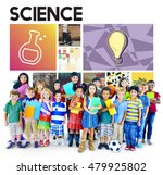 science biology academic... | Shutterstock . vector #479925802