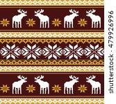 scandinavian style seamless ...   Shutterstock .eps vector #479926996