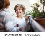 mature positive women in...   Shutterstock . vector #479936608