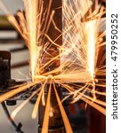 spot welding machine industrial ... | Shutterstock . vector #479950252