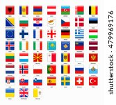 set of flags of all countries... | Shutterstock .eps vector #479969176