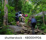 ramkhamhaeng national park ... | Shutterstock . vector #480004906