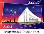Arabian Landmarks - Celebrate Kuwait - National Assembly