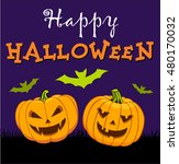 vector illustration of happy... | Shutterstock .eps vector #480170032