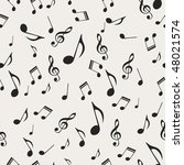 Musical Notes   Seamless