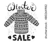winter special banner  label...   Shutterstock .eps vector #480264982