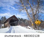 Coburn Covered Bridge  Vermont