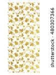 vector illustration of gold...   Shutterstock .eps vector #480307366