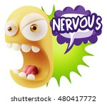 3d rendering angry character... | Shutterstock . vector #480417772