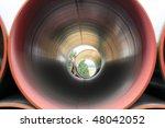 Look Through The Tube