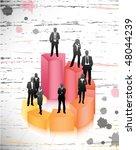 business concept | Shutterstock .eps vector #48044239