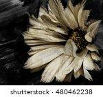 Flower Artwork Oil Paint Canvas - Fine Art prints