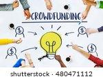 Crowdfunding Money Business...