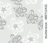 seamless     pattern of ... | Shutterstock . vector #480712432