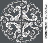 vector illustration   the...   Shutterstock .eps vector #480720562