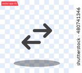 vector icon arrow