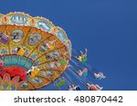santa cruz  ca usa   april 17 ... | Shutterstock . vector #480870442