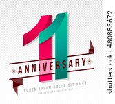 Anniversary Emblems 11...