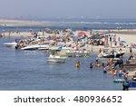 ocean city  new jersey  usa  ... | Shutterstock . vector #480936652