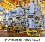 aligned x mass tree  control... | Shutterstock . vector #480972136