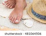 Bare Woman's Feet