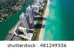 usa.florida.miami beach. real... | Shutterstock . vector #481249336