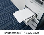 Reload Paper To Printer Tray