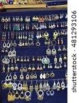 jewellery indian traditional | Shutterstock . vector #481293106