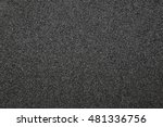 Small photo of Asphalt background texture with some fine grain in it. Black abrasive material for wallpaper and for abstract backgrounds