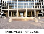U.S. Department of Labor Headquarters - stock photo