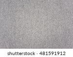 gray checkered fabric texture. | Shutterstock . vector #481591912