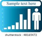 business card for men | Shutterstock .eps vector #48165472