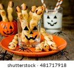 Halloween Witch Fingers Cookies....