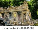 Ensemble Artificial Roman Ruin...