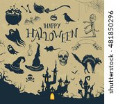 vector illustration of... | Shutterstock .eps vector #481850296