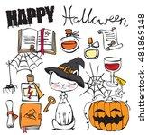 vector illustration of... | Shutterstock .eps vector #481869148