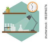 medicine  healthcare  pharmacy | Shutterstock .eps vector #481896076