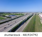 aerial view interstate 10 or... | Shutterstock . vector #481924792
