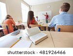 education  high school ... | Shutterstock . vector #481926466