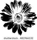 flower | Shutterstock .eps vector #481966132