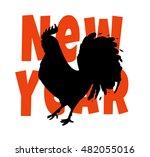 new year illustration...   Shutterstock .eps vector #482055016