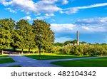 vigeland sculpture... | Shutterstock . vector #482104342