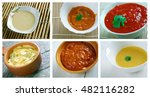 collection delicious sauce... | Shutterstock . vector #482116282