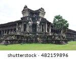 siem reap  cambodia   august... | Shutterstock . vector #482159896