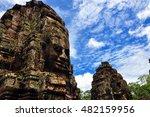 siem reap  cambodia   august... | Shutterstock . vector #482159956