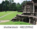 siem reap  cambodia   august... | Shutterstock . vector #482159962