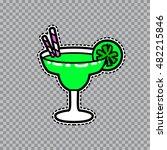 vector illustration of fashion...   Shutterstock .eps vector #482215846