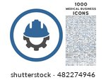 development rounded glyph... | Shutterstock . vector #482274946