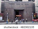 reserve bank of india  calcutta ...   Shutterstock . vector #482302135