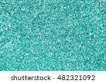 teal green or turquoise and... | Shutterstock . vector #482321092